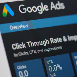 The Five Google Ads Campaign Types Explain